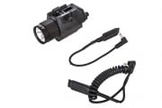 Valken Tactical LED Flashlight & Laser Sight Combo