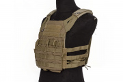 ZSHOT Crye Precision Replica JPC 2.0 Plate Carrier (Coyote Brown/Large)