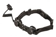 Tac 9 Z-Tactical Z 045 Z029 Throat Mic Adapter (Black)
