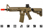Lancer Tactical LT23T M4 MK18 MOD0 Carbine AEG Airsoft Gun (Flat Dark Earth)