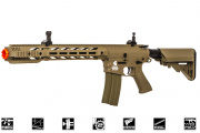 Lancer Tactical Polymer M4 Interceptor SPR AEG Airsoft Gun (DE)