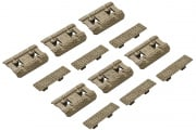 MAGPUL M-LOK RAIL COVER TYPE 2 (FDE)