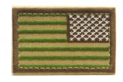 Condor Outdoor Velcro US Flag Patch (Multicam/Reverse)