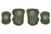 Airsoft GI Knee/Elbow Pads Combo Set (OD Green)