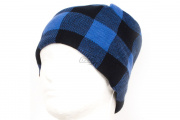 Tenergy Bluetooth Beanie (Black/Blue Plaid)