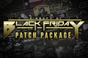 Airsoft GI 2017 Black Friday Mystery Patch Package featuring $4,850 in Gift Cards