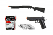 Starter Package #6 Ft. CYMA CM350 and Lancer Tactical Cobra 1911