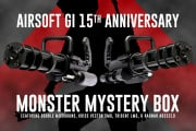 Airsoft GI 15th Anniversary Monster Mystery Box - ft.  Double Microgun, Kriss Vector SMG, Trident LMG, & Ragnar ARSS310