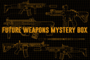Airsoft GI's Future Weapons Mystery Box feat. Monster Box worth over $1600