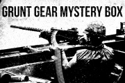 Grunt Gear Mystery Box feat. WWII American Firepower Monster Box worth over $2900