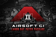 Labor Day Mystery Patch Package Ft. $3,910.00 & M132 Microgun