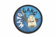 Airsoft GI Limited Edition Mayo Gang PVC Patch
