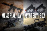Memorial Edition 15th Anniversary Mystery Box Ft. Monster Box, Microgun, Trident LMG, LVOA-C, Glock, CA249