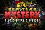 New Year 2018 Mystery Patch Package feat. $5470 GI Gift Certificates
