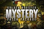 Airsoft GI Golden Rooster Mystery Patch Package Feat. Over $4000 in Gift Cards