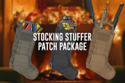 Stocking Stuffer Mystery Patch Package feat. $1900 GI Gift Certificates
