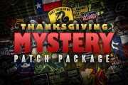 15th Anniversary Thanksgiving Patch Package FT. $2,574 in Gift Cards!