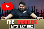 The YouTube Unboxing Mystery Box