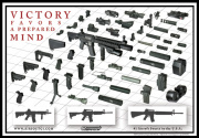 Airsoft GI Victory Poster