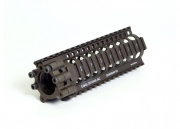 "Madbull Airsoft Daniel Defense 7"" Lite Rail (FDE)"