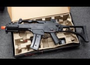 *OPEN BOX BUY* (10169)Elite Force H&K G36C AEG Airsoft Gun (Black/Sportline)