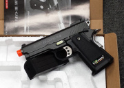 *Open Box Buy* (1356) WE Full Metal Baby High CAPA 3.8 Airsoft Gun