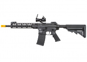 Classic Army Skirmish KM10 M4 Carbine AEG Airsoft Gun Red Dot Combo (Black)