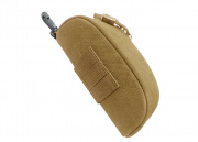 Condor Outdoor Molle Sunglasses Case (Tan)
