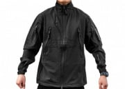 Condor Outdoor Vapor Lightweight Windbreaker (Black/XXXL)