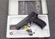 *OPEN BOX BUY* (KJ Works Full Metal SIG 226 GBB Airsoft Gun