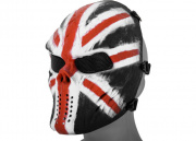 Emerson Villian Skull Mesh Face Mask (UK)