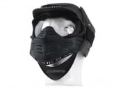 Lancer Tactical CA-210B Airsoft Safety Mask with Double Pane Lens
