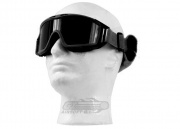 Lancer Tactical CA-213B Airsoft Goggles with Multi Lens Kit