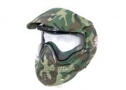 Annex MI-7 Full Face Mask ( Woodland )