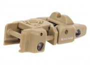 APS Rhino Back-Up Rear Sight (Dark Earth)