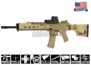 Full Metal PTS Masada ACR SPR AEG Airsoft Gun (Dark Earth)