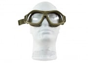 Bravo Airsoft Compact Goggles (Flat Dark Earth)