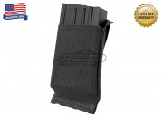 Blue Force Gear Ten-Speed Single SR25 Magazing Pouch Helium Whisper (Black)