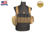Blue Force Gear Ten-Speed M4 Chest Rig ( Coyote )