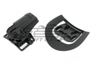 BLACKHAWK SERPA CQC Holster for 1911 Commander (Black/Right Handed)