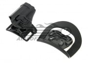 BLACKHAWK SERPA CQC Holster for Sig 228/229 (Black/Right Handed)