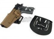 BLACKHAWK SERPA CQC Holster for 1911/1911 Rail (Coyote Tan/Left Handed)