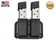 Blade-Tech Industries Revolution Double Magazine Pouch with ASR for 1911 Single Stack