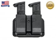 Blade-Tech Industries Revolution Double Magazine Pouch with ASR for Generic 9/40 Mag
