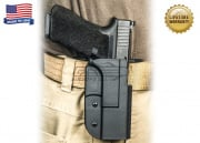 Blade-Tech Industries Revolution Holster for Glock 17/22/31/ATP (Black)