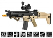 Classic Army FN SCAR-L Airsoft Gun (Sportline/2-tone/Tan Lower Receiver)