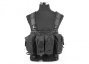 Defcon 600 Denier AK Tactical Belly Rig ( Black )