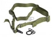 Echo 1 Tactical M4 Bungee Sling (OD Green)