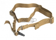 Echo 1 Tactical Bungee Sling for M4 (Tan)