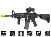 Combat Machine M4 Raider Gas Blow Back Airsoft Gun ( BLK )